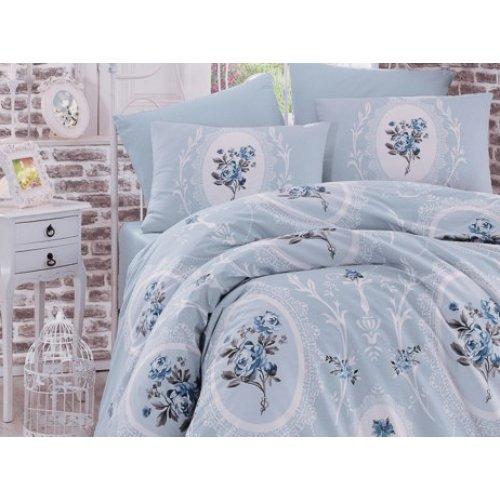 Полуторный комплект постельного белья Arya Majesty 160х220