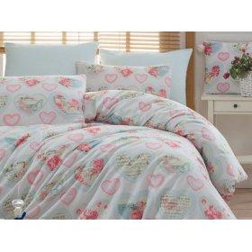 Двуспальный комплект постельного белья Arya Merry 200х220
