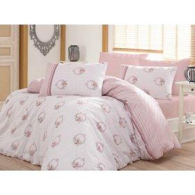 Двуспальный комплект постельного белья Arya Miranda 200х220