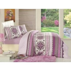 Полуторный комплект постельного белья Altinbasak Dante 160х220