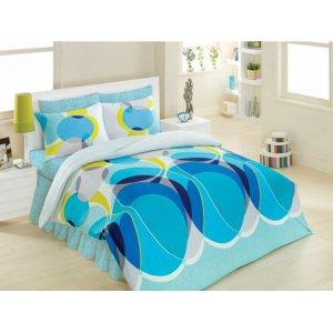 Полуторный комплект постельного белья Altinbasak Decorite 160х220