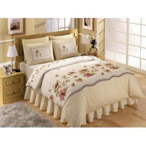 Полуторный комплект постельного белья Altinbasak De Luxe 160х220