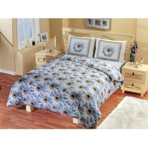 Полуторный комплект постельного белья Altinbasak Floral 160х220