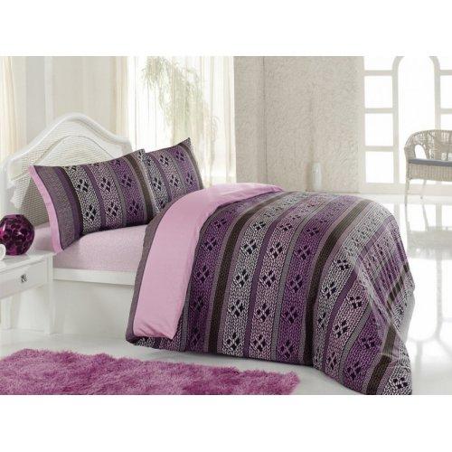 Полуторный комплект постельного белья Altinbasak Modalize 160х220
