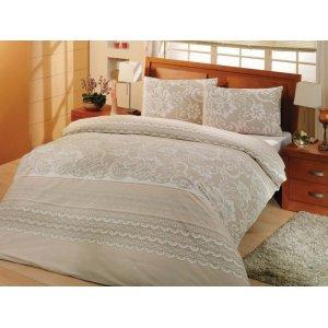Полуторный комплект постельного белья Altinbasak Nature 160х220