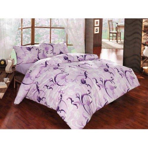 Полуторный комплект постельного белья Altinbasak Victoria 160х220