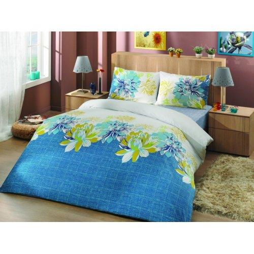 Семейный комплект постельного белья Altinbasak Destina