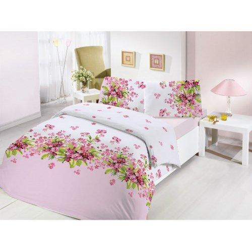 Двуспальный комплект постельного белья Altinbasak Sumbul 200х220
