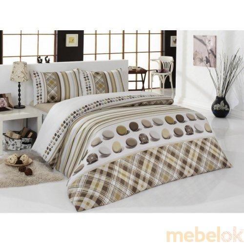 Двуспальный комплект постельного белья Altinbasak Melody 200х220