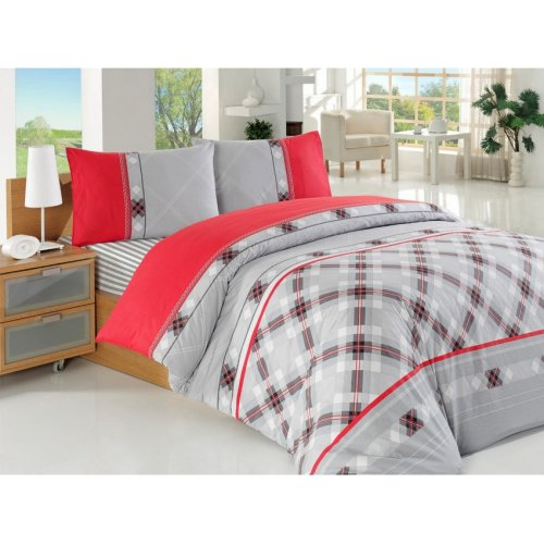 Двуспальный комплект постельного белья Altinbasak Marbella 200х220