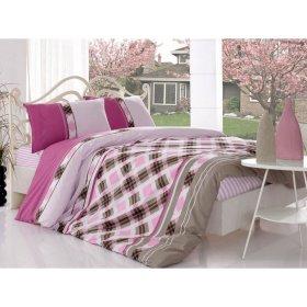 Полуторный комплект постельного белья Altinbasak Marbella 160х220