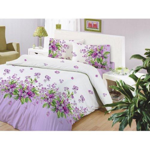 Полуторный комплект постельного белья Altinbasak Sumbul 160х220