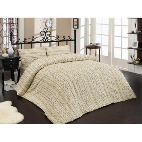Полуторный комплект постельного белья Altinbasak Tweed 160х220