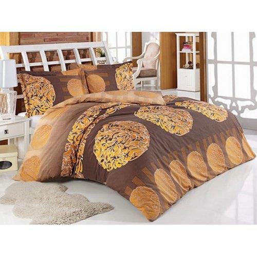 Полуторный комплект постельного белья Arya Anemon 160х230 в коробке
