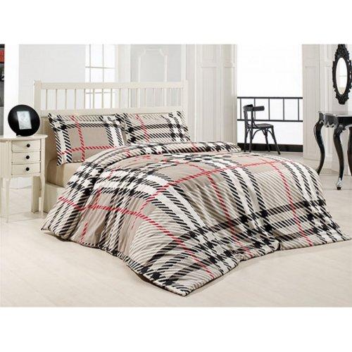 Полуторный комплект постельного белья Arya Rixos 160х230