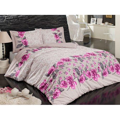 Двуспальный комплект постельного белья Arya Rose 200х230 в коробке