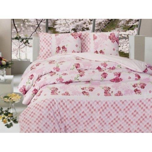 Двуспальный комплект постельного белья Altinbasak April 200х220