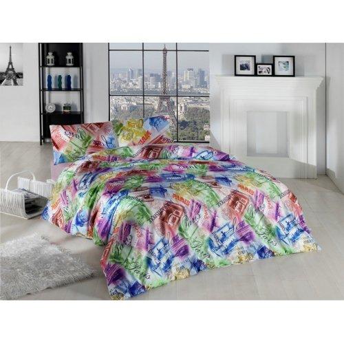 Двуспальный комплект постельного белья Altinbasak Parisian 200х220