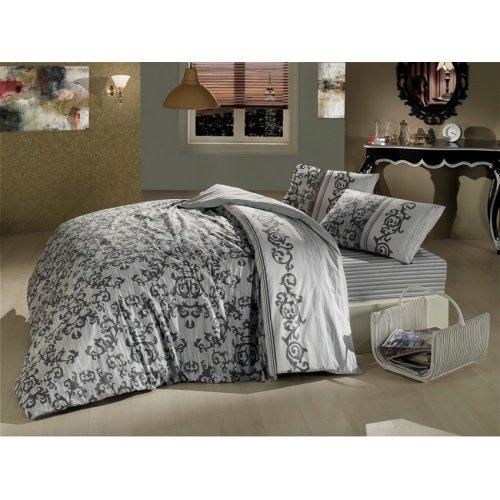 Полуторный комплект постельного белья Altinbasak Suave 160х220