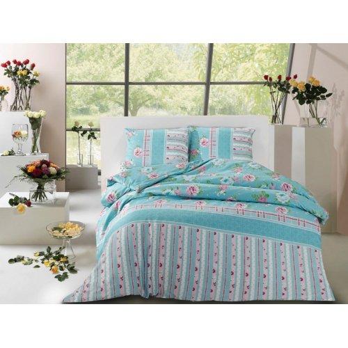 Полуторный комплект постельного белья Altinbasak Lona 160х220