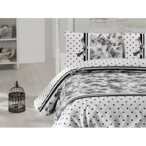 Семейный комплект постельного белья Altinbasak Fulya 160х220