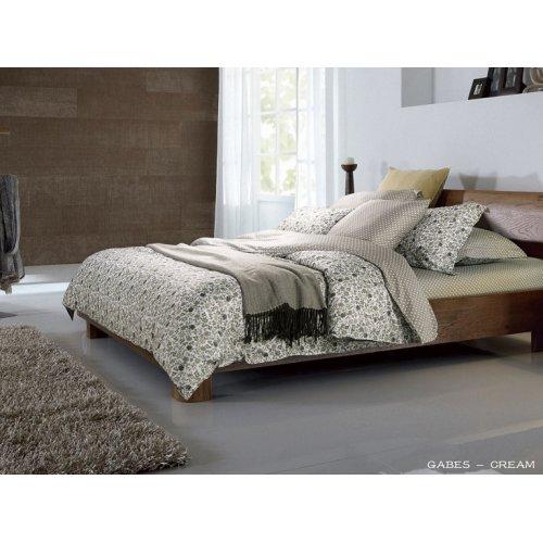 Полуторное постельное белье Arya Gabes печатное 160х220