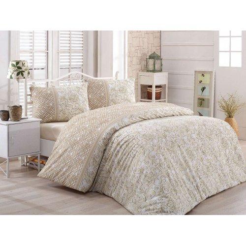 Семейный комплект постельного белья 160х220 Arya Katya
