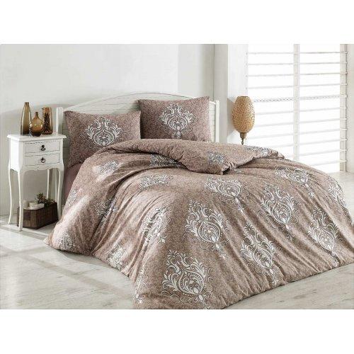 Семейный комплект постельного белья 160х220 Arya Rosina
