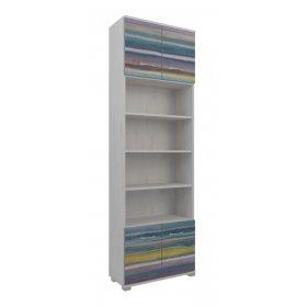 Книжный шкаф АРТ-Холли АХ-Ш07