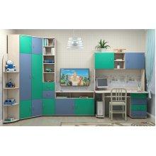 Комплект мебели Dendy blue