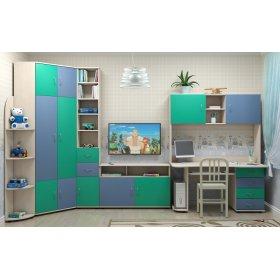 Комплект мебели Dori blue