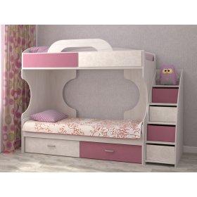 Двухъярусная кровать Dori Rose