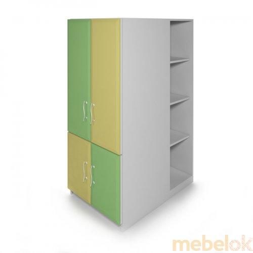 Шкаф низкий 700 La7 Колорит