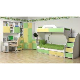 Детская спальня Колорит