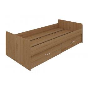 Кровать нижняя с выдвижными ящиками 90х200 КВЕСТ-A