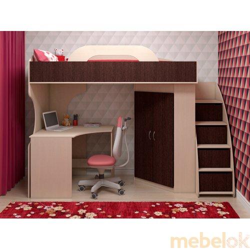 Кровать-чердак Jerry-B