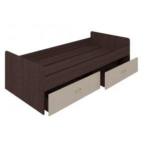 Кровать нижняя с выдвижными ящиками 90х200 КВЕСТ-C