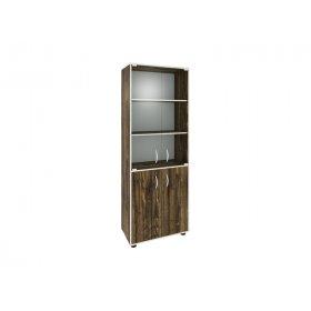 Шкаф со стеклом Мангро MNW-11