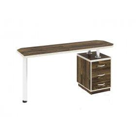 Стол приставной с тумбой Мангро MNTS-16