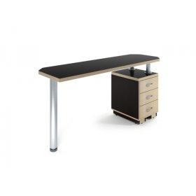 Стол приставной с тумбой NTS-16