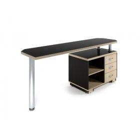 Стол приставной с тумбой NTS-18