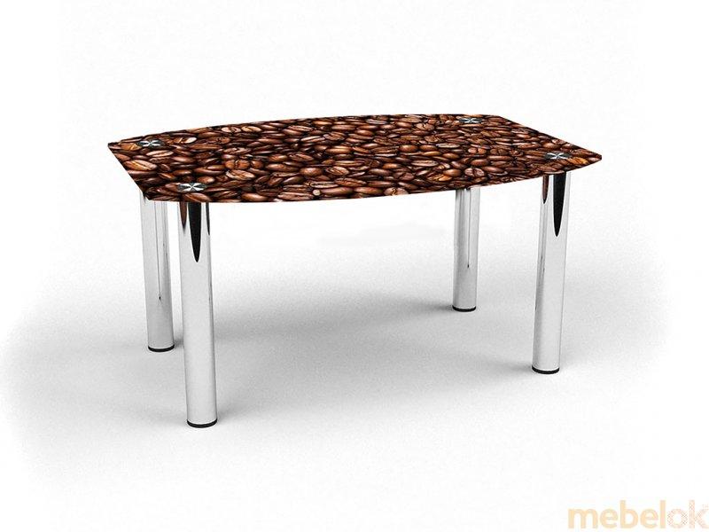 Журнальный стол бочка Morning aroma 100х75 від фабрики БЦ стіл