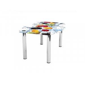 Журнальный стол бочка Berry mix 70х53