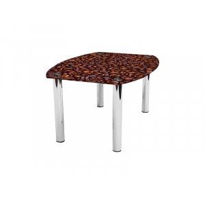 Журнальный стол бочка Coffee aroma 80х60