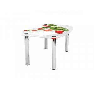 Журнальный стол бочка Fruit Milk 70х53