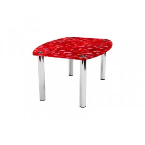 Журнальный стол бочка Garnet 80х60