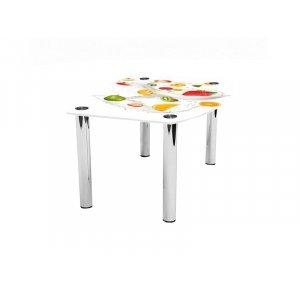 Журнальный стол бочка Milkshake 80х60