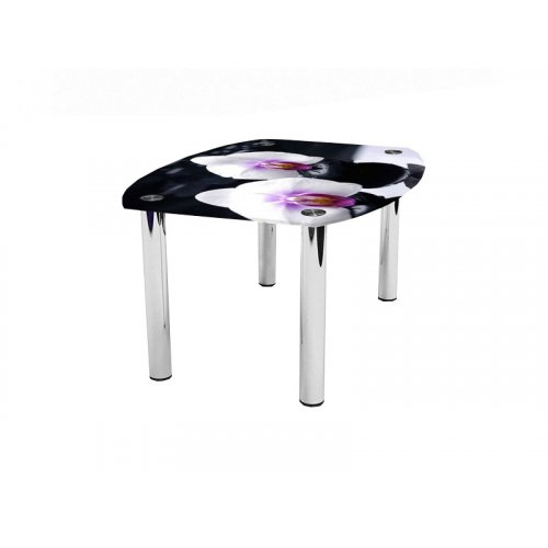Журнальный стол бочка Relax 110х83