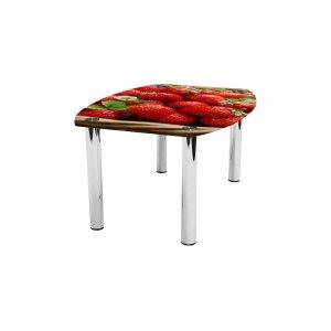 Журнальный стол бочка Strawberry 70х53
