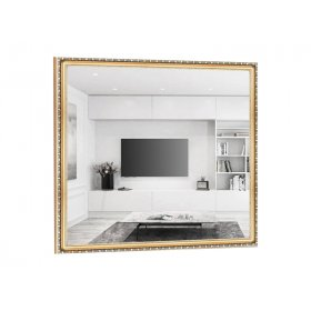 Квадратное зеркало Жасмин B03 60х60